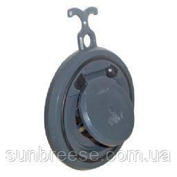 Обратный клапан ПВХ межфланцевый D.110 мм