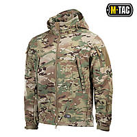 M-TAC куртка Soft Shell Multicam S