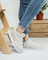 Женские кроссовки в стиле Reebok Classic (36, 37, 38, 39, 40 размеры), фото 3