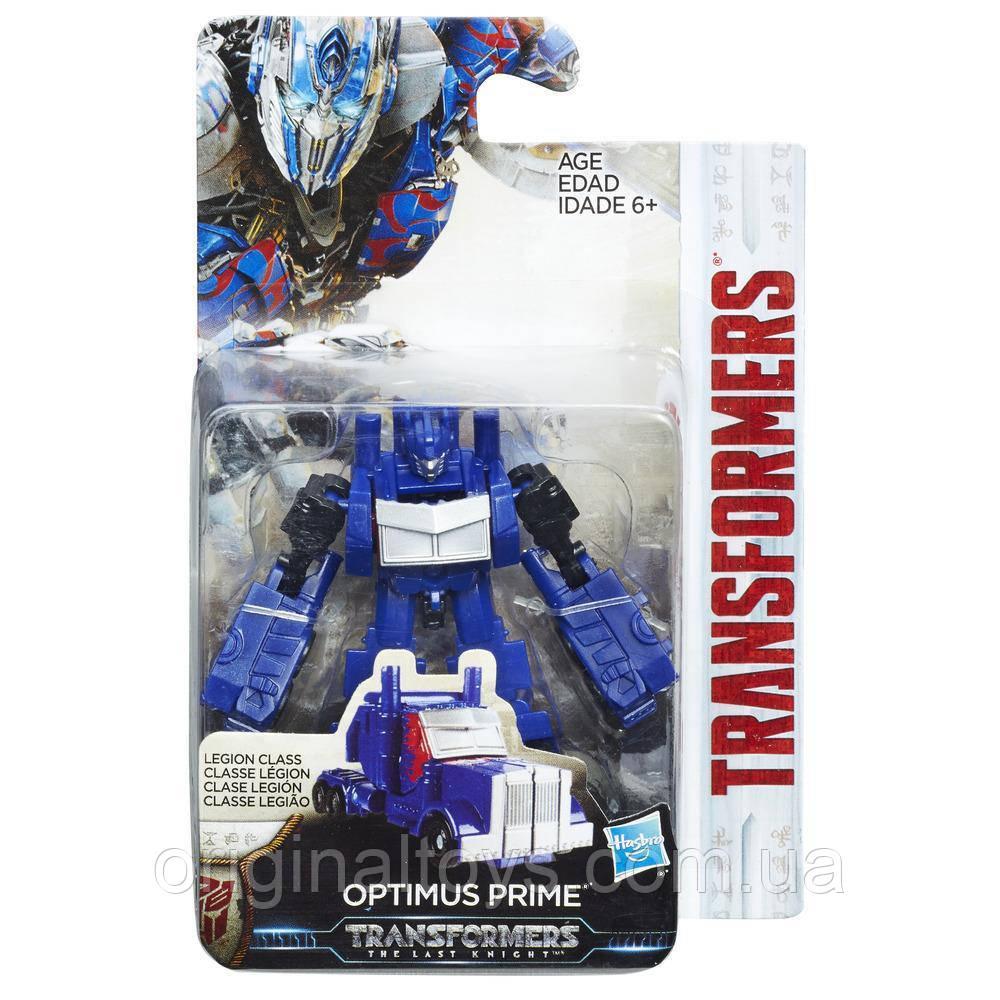 Трансформер Оптимус Прайм Последний Рыцарь Transformers: The Last Knight C1326