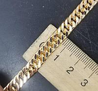 225 Широкие мужские браслеты цепочки под золото оптом в Одессе 7 км