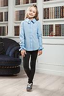 Блузка в школу для девочки
