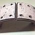 Колодка тормозная КрАЗ 256 6510 задняя нижн. 255Б-3502091, фото 4
