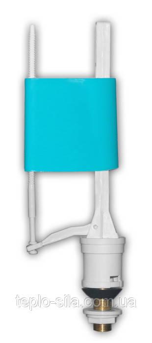 Клапан нижней подачи воды 3/8'' / 1/2'' с латунной резьбой