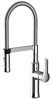 Смеситель для кухни с пружинным изливом  Welle Doris HV56V95D-2551
