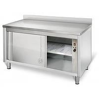 Стол тепловой WSR166A GGM Gastro (с бортом)