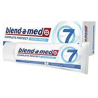 Освежающая зубная паста Blend-a-med Complete 7 Extra Fresh 100 ml