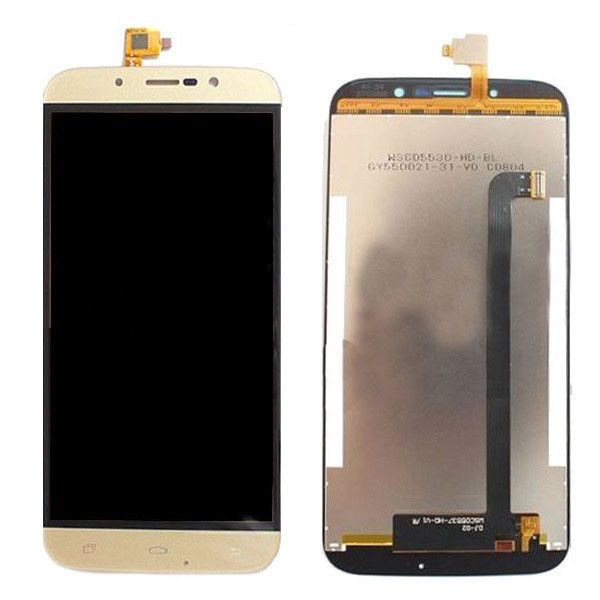 Дисплей Bravis A553 Discovery,Umi Rome X with touchscreen gold