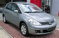 Вітрове Скло Nissan Tiida 07-12 ЛЮКС