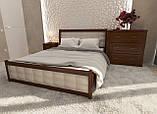 """Кровать полуторная от """"Wooden Boss"""" Глория Люкс (спальное место 120х190/200), фото 4"""