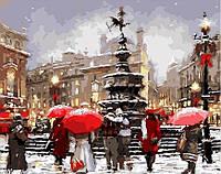 Рисование по номерам В ожидании Рождества (BK-GX21290) 40 х 50 см [Без коробки]
