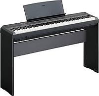 Цифрове піаніно P-105 B Yamaha  + дерев'яний Штатив