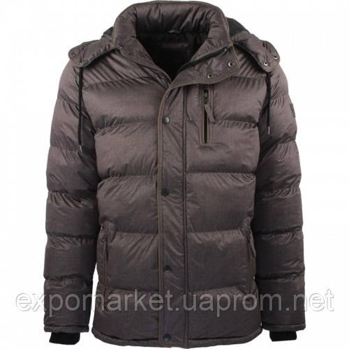 Куртка мужская зимняя теплая Glostory