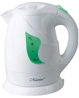Электрический чайник Электрочайник 850 Вт 1л MR011