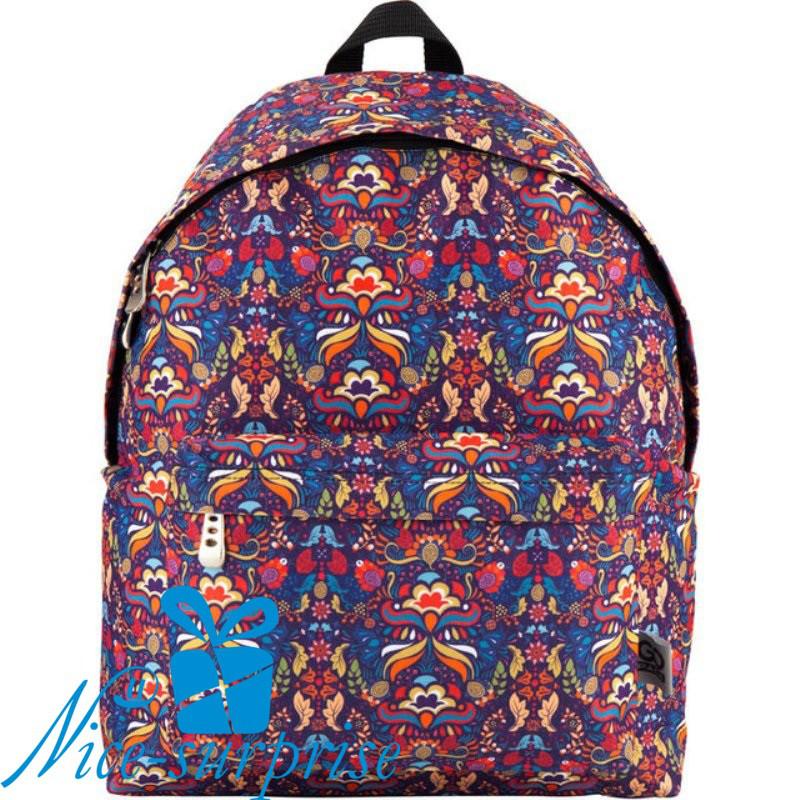 7e2e6c39e771 Женский рюкзак для подростка GoPack GO18-112M-9 - купить женский ...