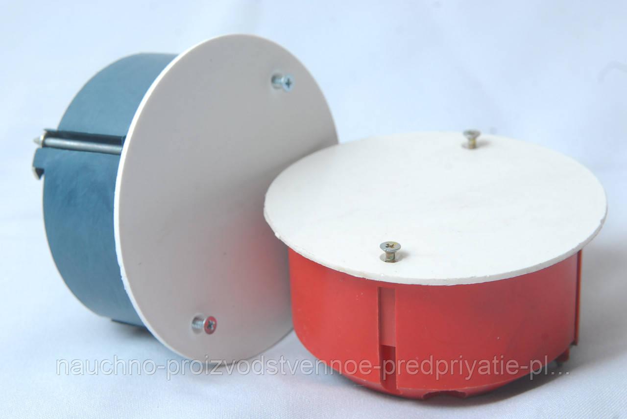 Коробки распределительные в  гипсокортон от Производителя