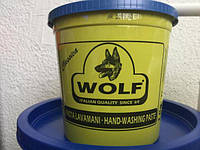Итальянская крем-паста для сильно загрязненных рук! WOLF 1кг