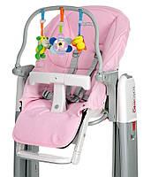 Набор аксессуаров для Детского стульчика Peg-Perego Tatamia IN29 Розовый (IKAC0009--IN29)