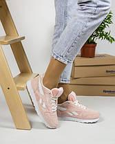 Женские кроссовки в стиле Reebok Classic (39 размер), фото 3