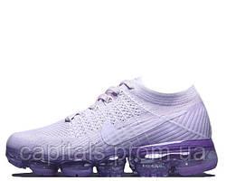 "Женские кроссовки  Nike Air Vapor Max 2018 Flyknit ""White/Purple"""