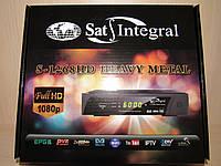 Sat-Integral S-1268 HD HEAVY METAL (спутниковый тюнер HD)