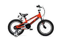 """Велосипед RoyalBaby Space 1 ALU 14\"""", оранжевый"""