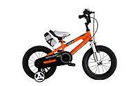 "Велосипед RoyalBaby Freestyle 12\"", оранжевый"