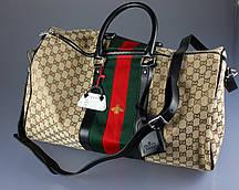 Женская сумка Gucci. {есть:коричневый}