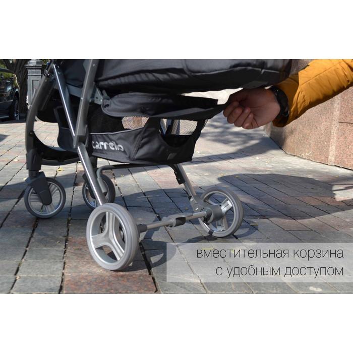 доступ до кошика прогулянкової коляски