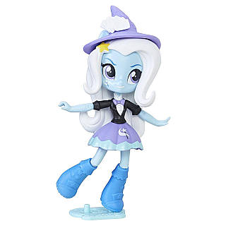Май лител пони Трикси Лаламун Мини My Little Pony Equestria Girls Trixie Lulamoon