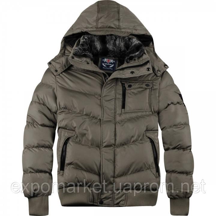 Куртка зимняя мужcкая на синтепоне GLOSTORY