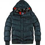 Куртка зимняя мужcкая на синтепоне GLOSTORY, фото 3