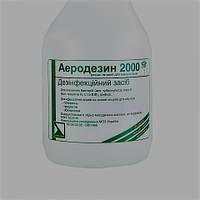 Аэродезин 2000 средство для дезинфекции без распылителя, 1 л, фото 1