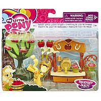 Игровой наборВолшебство Дружбы Эпл ДжекMy Little Pony Friendship is Magic Sweet Apple Juice Hasbro