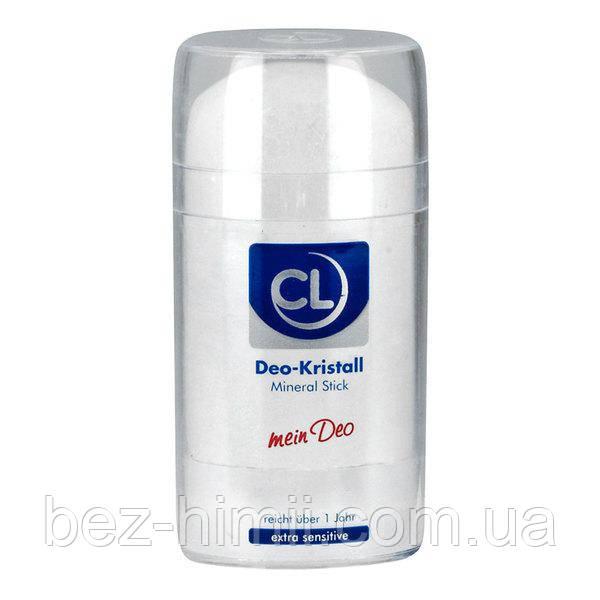 Кристалл свежести, дезодорант CL (Mineral Stick 100g). Германия