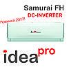 Кондиционер Idea Samurai-FH DC ISR-09HR-SA7-DN1