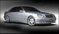 Отключение DPF, EGR, чип-тюнинг Mercedes S Class