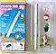 Полный набор Мини удочка в форме ручки с катушкой (Разные Цвета), фото 7