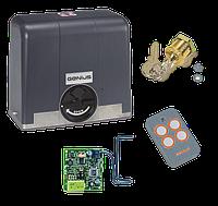 Автоматика FAAC GENIUS Blizzard 500C для откатных ворот створка весом до 500 кг (комплект)