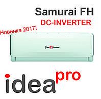 Кондиционер Idea Samurai-FH DC ISR-12HR-SA7-DN1