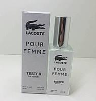 Lacoste Pour Femmeпарфюм женский тестер 60 ml