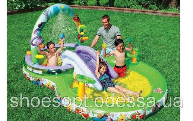 Детские бассейны Intex, аксессуары для плавания