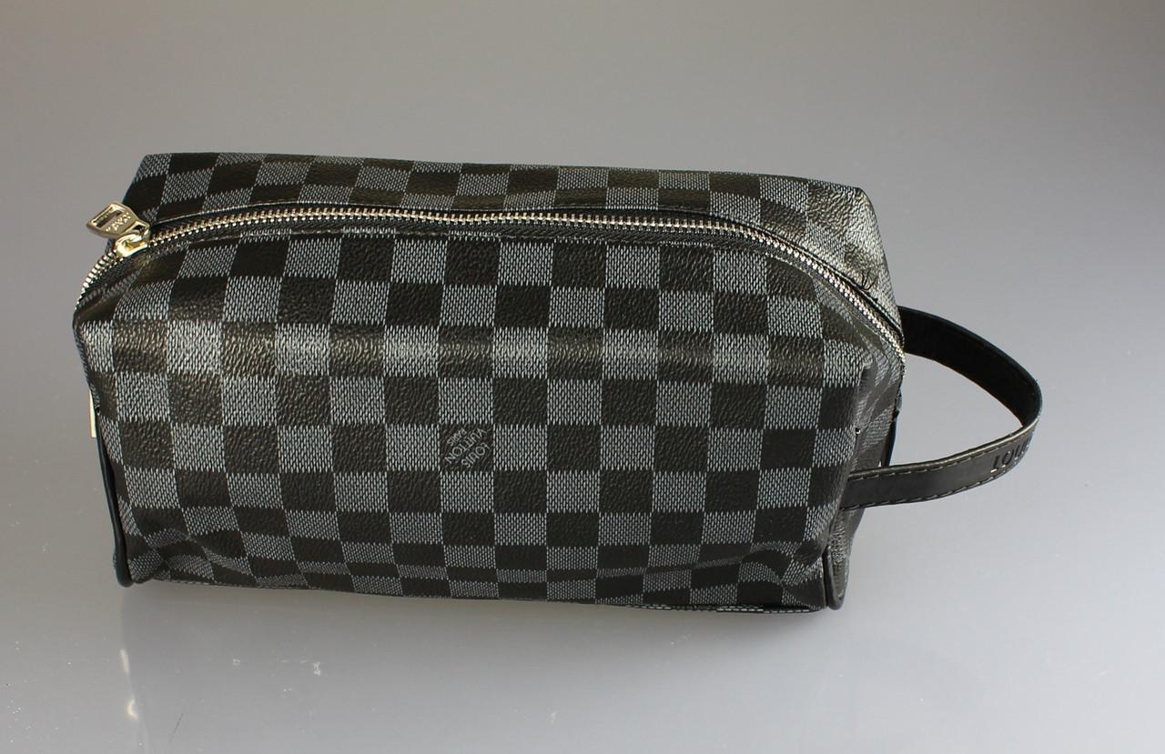 Женская косметичка Louis Vuitton оптом.  есть черный,коричневый  -