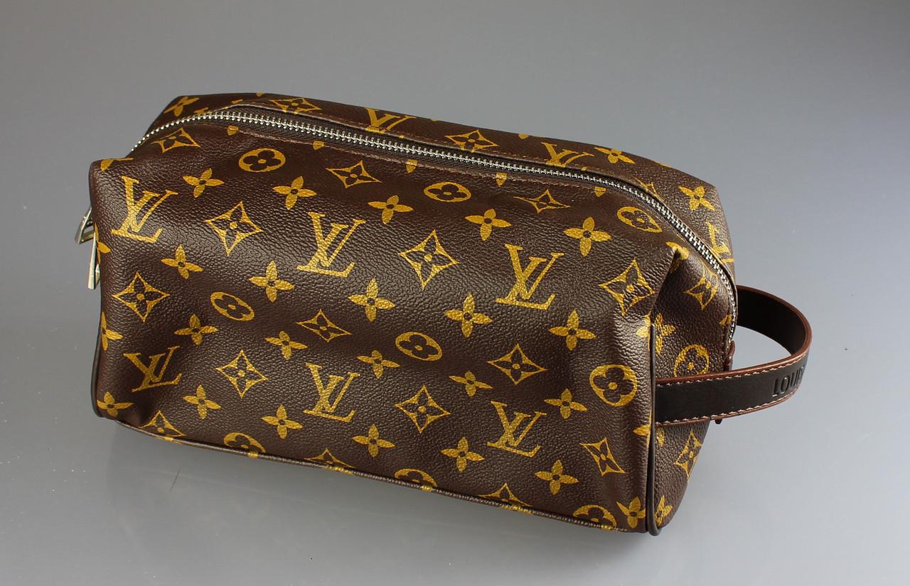 047f854e9629 ... Женская косметичка Louis Vuitton оптом. {есть:черный,коричневый}, фото  5 ...