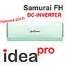 Кондиционер Idea Samurai-FH DC ISR-24HR-SA7-DN1