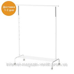Напольная вешалка IKEA РИГА 502.316.30