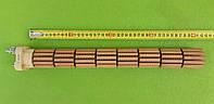 Сухий СТЕАТИТОВИЙ тен 2400W-1200W / L=410мм (під фланець-колбу L=450мм) до бойлерам Atlantic,Thermor Франція, фото 1