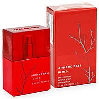 Женская парфюмированная вода armand basi red 30 ml красные, фото 1