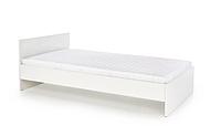 Двоспальне ліжко Lima LOZ - 160 biały