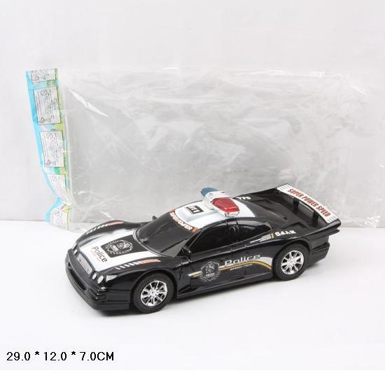 Машина інерційна Міліція 2255-1 в пакеті 29*12*7см